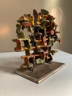 Marcello Fantoni Glazed Ceramic Sculpture by Marcello Fantoni 1970s - 1945890