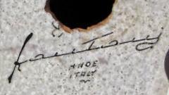 Marcello Fantoni MARCELLO FANTONI NEOCLASSICAL TABLE LAMP - 1752760