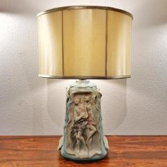 Marcello Fantoni MARCELLO FANTONI NEOCLASSICAL TABLE LAMP - 1752770