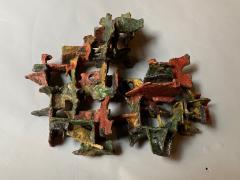 Marcello Fantoni Marcello Fantoni Abstract Ceramic Sculpture Italy Late 1970s - 2004121