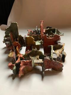 Marcello Fantoni Marcello Fantoni Abstract Ceramic Sculpture Italy Late 1970s - 2004139