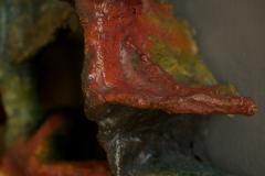 Marcello Fantoni Marcello Fantoni Abstract Ceramic Sculpture Italy Late 1970s - 2004156