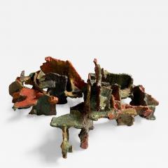 Marcello Fantoni Marcello Fantoni Abstract Ceramic Sculpture Italy Late 1970s - 2010303
