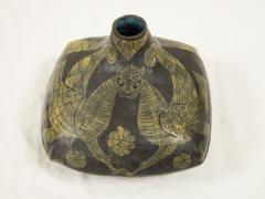 Marcello Fantoni Marcello Fantoni Ceramic vase with Etruscan inspiration circa 1960 - 1049125