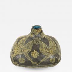 Marcello Fantoni Marcello Fantoni Ceramic vase with Etruscan inspiration circa 1960 - 1050884