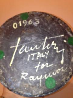 Marcello Fantoni Marcello Fantoni Monumental Ceramic Vase - 83485
