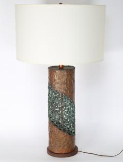 Marcello Fantoni Marcello Fantoni Torch cut Table Lamp - 521312
