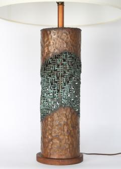 Marcello Fantoni Marcello Fantoni Torch cut Table Lamp - 521313