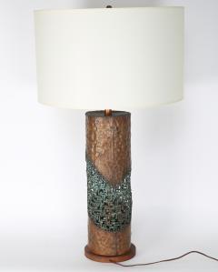 Marcello Fantoni Marcello Fantoni Torch cut Table Lamp - 521315