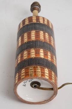 Marcello Fantoni Mid Century Bitossi Table Lamp Attributed to Aldo Londi - 838301