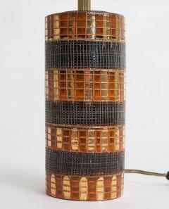Marcello Fantoni Mid Century Bitossi Table Lamp Attributed to Aldo Londi - 838302
