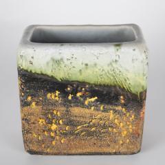 Marcello Fantoni Rectangular vase by Marcello Fantoni circa 1960s - 964621