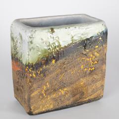 Marcello Fantoni Rectangular vase by Marcello Fantoni circa 1960s - 964624
