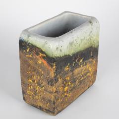 Marcello Fantoni Rectangular vase by Marcello Fantoni circa 1960s - 964626