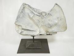 Marcello Fantoni Rhinoceros ceramic sculpture by Marcello Fantoni 1973 - 1050664