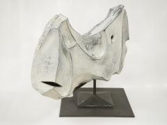 Marcello Fantoni Rhinoceros ceramic sculpture by Marcello Fantoni 1973 - 1050666