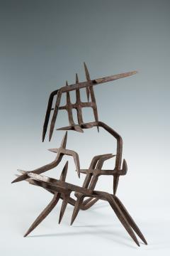 Marcello Fantoni Wrought iron forms by Marcello Fantoni - 984148