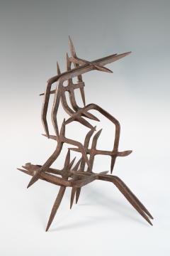 Marcello Fantoni Wrought iron forms by Marcello Fantoni - 984149