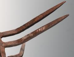 Marcello Fantoni Wrought iron forms by Marcello Fantoni - 984152