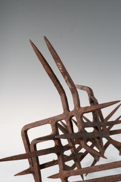 Marcello Fantoni Wrought iron forms by Marcello Fantoni - 984153