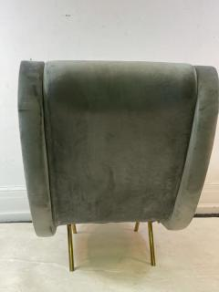 Marco Zanuso HIGH STYLE LOUNGE CHAIRS IN THE MANNER OF MARCO ZANUSO - 2047029