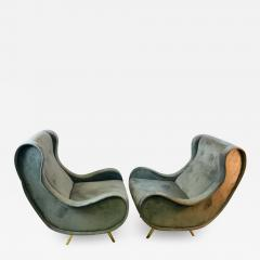 Marco Zanuso HIGH STYLE LOUNGE CHAIRS IN THE MANNER OF MARCO ZANUSO - 2060979