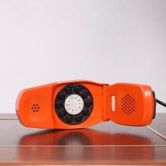 Marco Zanuso MOMA Grillo Folding Orange Telephone ITALY Marco Zanuso Richard Sapper 1966 - 1700425