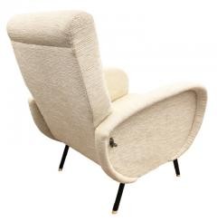 Marco Zanuso Mid Century Recliner in the Manner of Marco Zanuso - 1156832