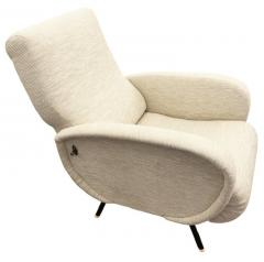 Marco Zanuso Mid Century Recliner in the Manner of Marco Zanuso - 1156833