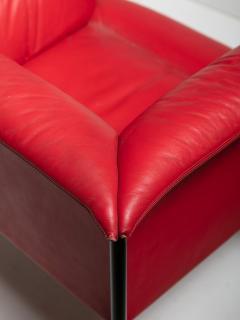 Marco Zanuso Pair of Interlude Chairs by Marco Zanuso for Poltrona Frau - 1137585