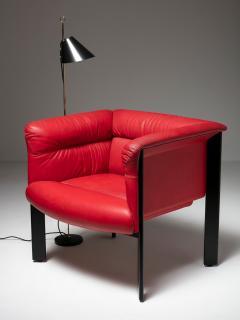 Marco Zanuso Pair of Interlude Chairs by Marco Zanuso for Poltrona Frau - 1137586