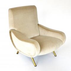Marco Zanuso Pair of Italian Marco Zanuso Lady Chairs for Arflex - 728142