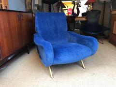 Marco Zanuso Pair of Lady Armchairs for Arflex Italy 1950s - 2017245