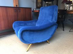 Marco Zanuso Pair of Lady Armchairs for Arflex Italy 1950s - 2017248