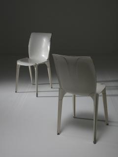 Marco Zanuso Pair of Lambda Chairs by Richard Sapper and Marco Zanuso for Gavina - 904966
