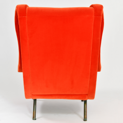 Marco Zanuso Pair of Senior armchairs - 2023633
