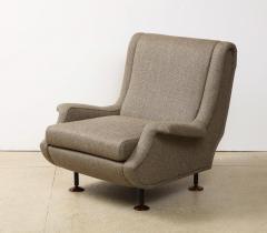 Marco Zanuso Regent Chair Ottoman by Marco Zanuso for Arflex - 1998770