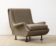Marco Zanuso Regent Chair Ottoman by Marco Zanuso for Arflex - 1998774