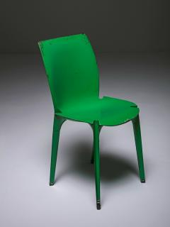 Marco Zanuso Set of Four Lambda Chairs by Richard Sapper and Marco Zanuso for Gavina - 898280