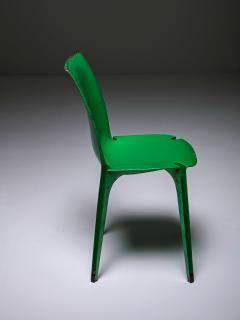 Marco Zanuso Set of Four Lambda Chairs by Richard Sapper and Marco Zanuso for Gavina - 898286