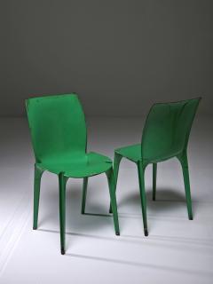 Marco Zanuso Set of Four Lambda Chairs by Richard Sapper and Marco Zanuso for Gavina - 898288