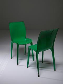 Marco Zanuso Set of Four Lambda Chairs by Richard Sapper and Marco Zanuso for Gavina - 898289