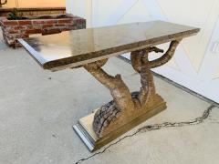 Marge Carson Stunning Console Table by Marge Carson - 1822192