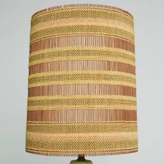 Maria kipp woven lamp shade with green ceramic lamp maria kipp woven lamp shade with green ceramic lamp 163938 aloadofball Images