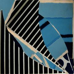 Mariana Lloyd Contemporary Composition with Limited Edition Tiles by Brazilian Designer - 1252003