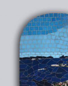 Mariana Lloyd One of a Kind Contemporary Mosaic ML0218 by Brazilian Artist Mariana Lloyd 2020 - 2041143