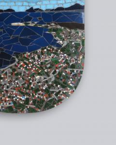 Mariana Lloyd One of a Kind Contemporary Mosaic ML0218 by Brazilian Artist Mariana Lloyd 2020 - 2041144