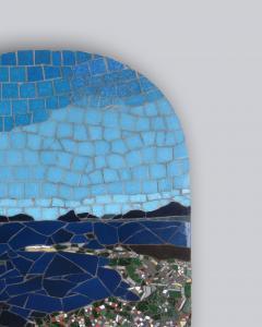 Mariana Lloyd One of a Kind Contemporary Mosaic ML0218 by Brazilian Artist Mariana Lloyd 2020 - 2041146