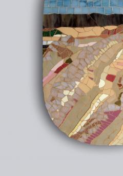 Mariana Lloyd One of a Kind Contemporary Mosaic ML1701 by Brazilian Artist Mariana Lloyd 2020 - 2040308
