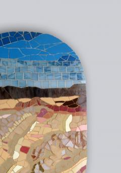 Mariana Lloyd One of a Kind Contemporary Mosaic ML1701 by Brazilian Artist Mariana Lloyd 2020 - 2040309